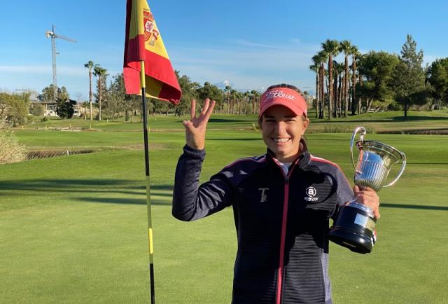 Santander Campeonato de España 2020 de Profesionales Femenino